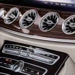 Mercedes Clase E Coupé 2017