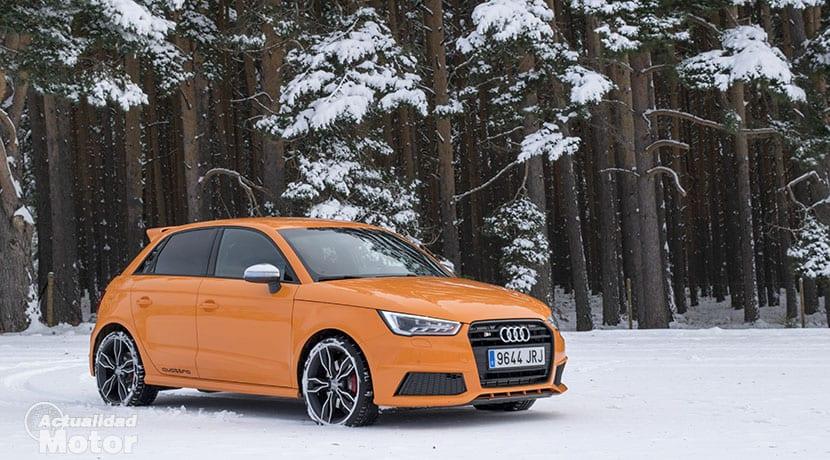 Audi S1 Sportback 2.0 TFSI 231 CV quattro