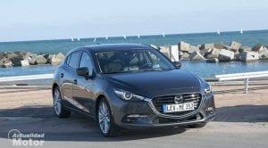 Prueba Mazda3 2017