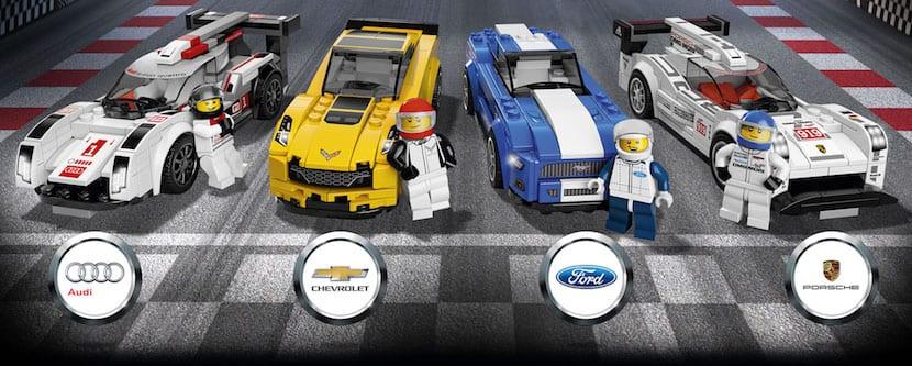 Regalos Navidad Lego Speed Champions