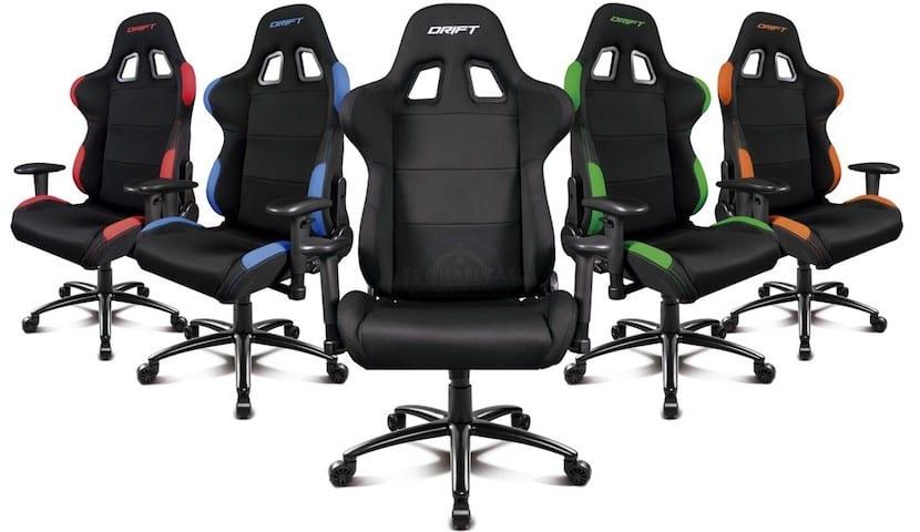 Regalos Navidad sillas de escritorio racing