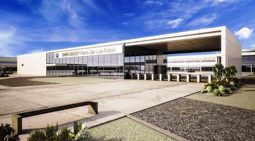 BMW Fábrica San Luis Potosí 1