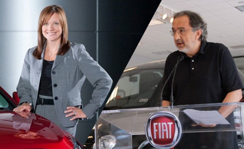 FCA y GM
