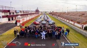 Concentración 2016 AudiSport-Ibérica Club en Albacete