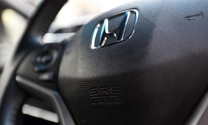 Honda airbags Takata