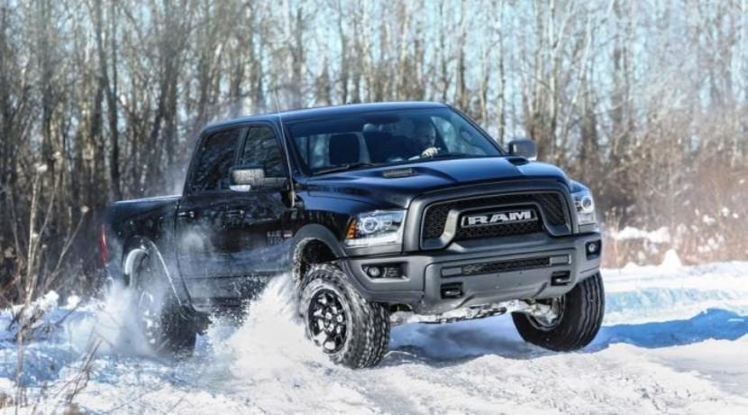 Ram Rebel Black Edition