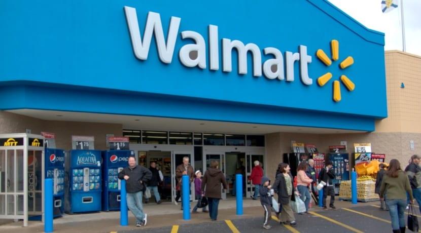 Venta de coches Walmart