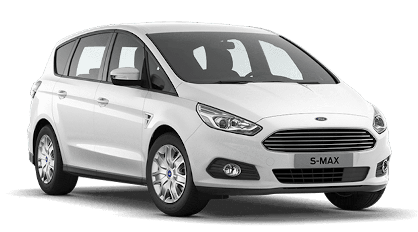 Ford S-MAX acabado Trend