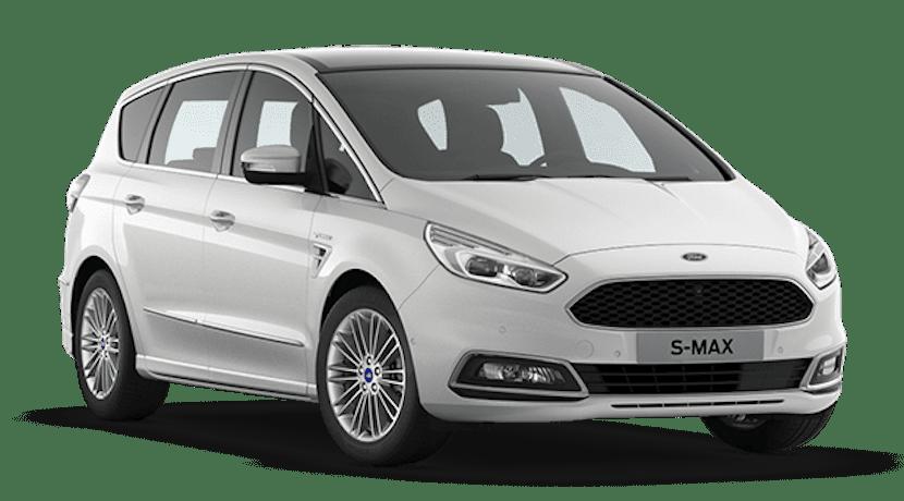 Ford S-MAX acabado Vignale