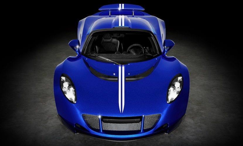Hennessey Venom GT Final Edition el segundo coche más rápido del mundo