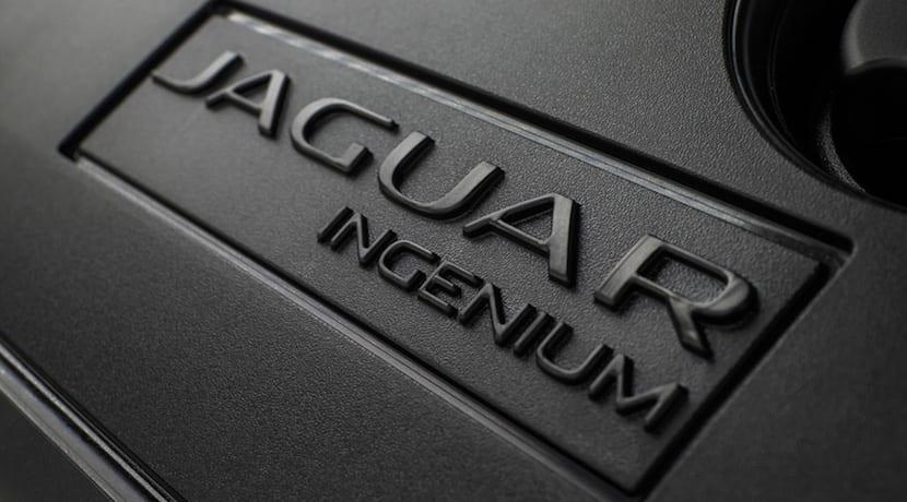 Jaguar motores Ingenium