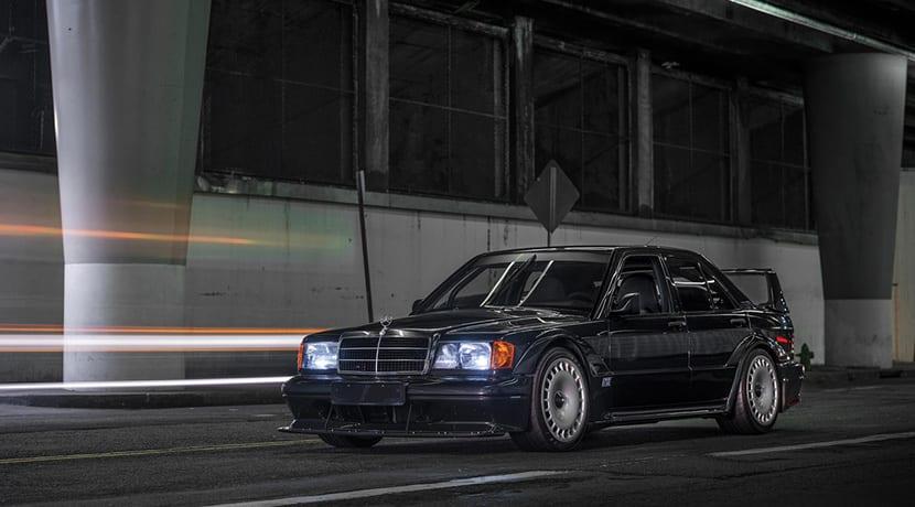 Mercedes 190 E 2.5 16 EVO II a subasta