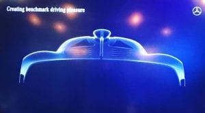 Mercedes-AMG superdeportivo
