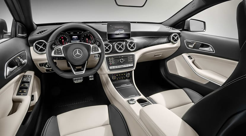 Mercedes GLA 2017