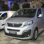 Peugeot vehículos comerciales y transformados