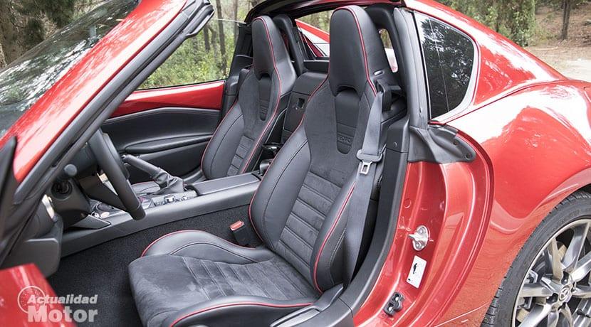Prueba Mazda MX-5 RF