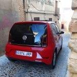 Prueba Volkswagen up! Beats