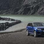 Range Rover Sport SVR terrenos