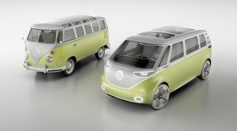 Volkswagen Id-Buzz Concept