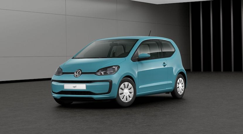 Volkswagen up! acabado move
