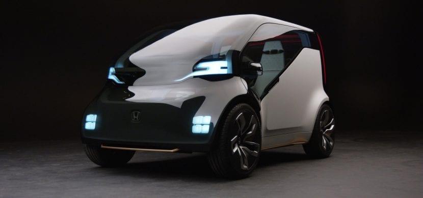 Honda Neu V