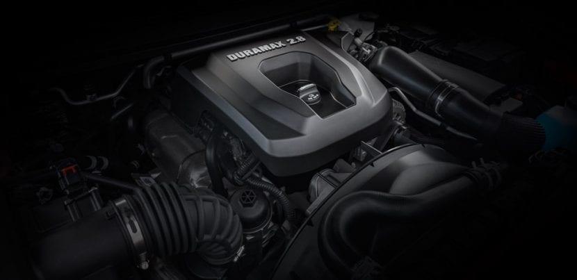 Chevrolet Colorado Zr2 Motor