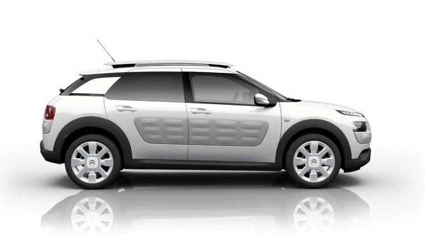 Citroën C4 Cactus One Tone