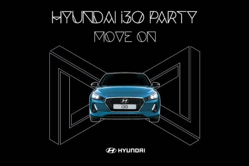 Move on i30 party