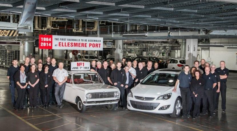 PSA Opel Vauxhall Ellesmere Port