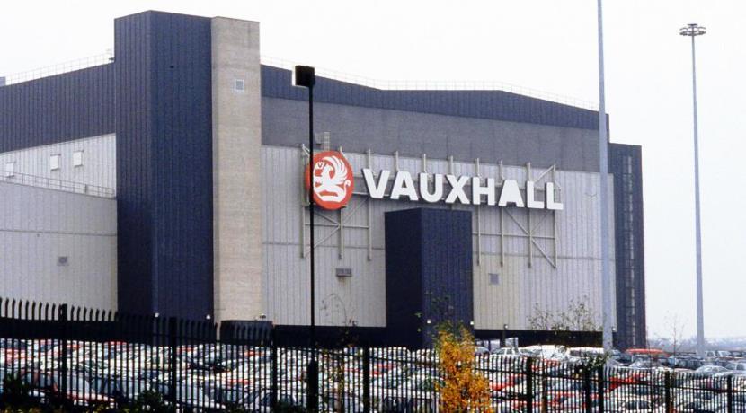 PSA Opel Vauxhall Luton