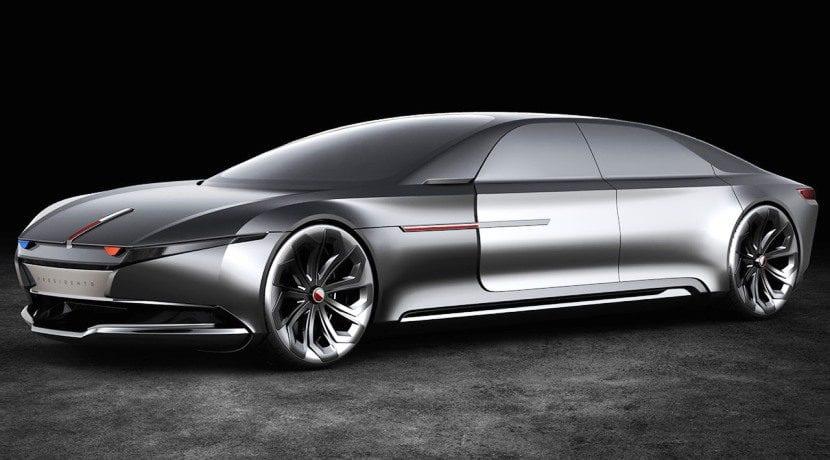 President Limousine Concept 0