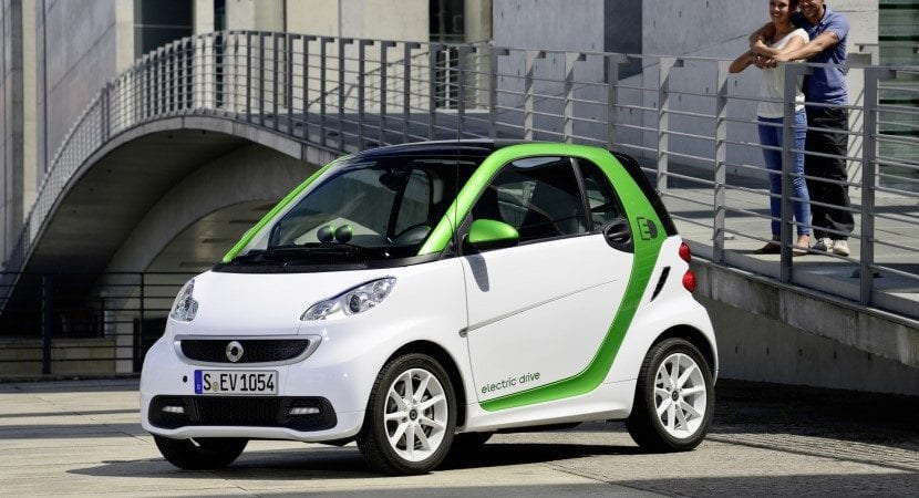 Smart Fortwo Electric 1