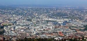 Stuttgart contaminación