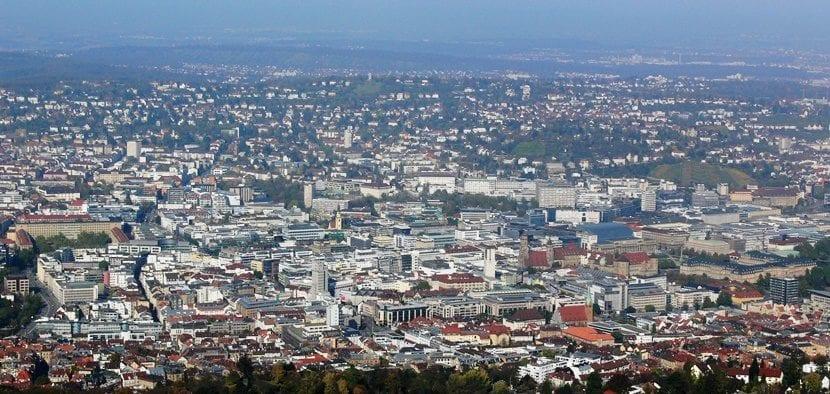 Stuttgart contaminación diésel