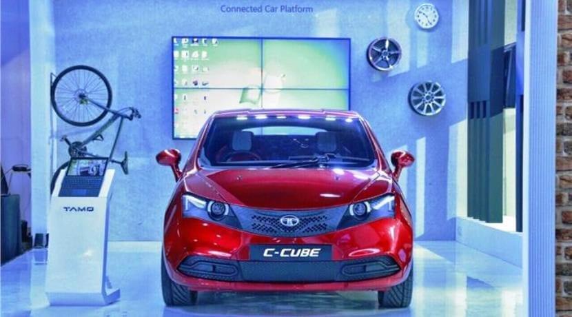 Tata C-Cube Concept