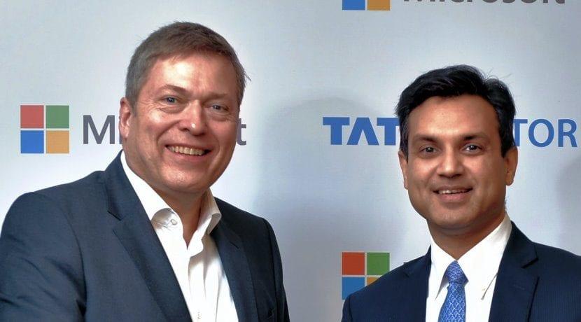 Tata Motors - Microsoft
