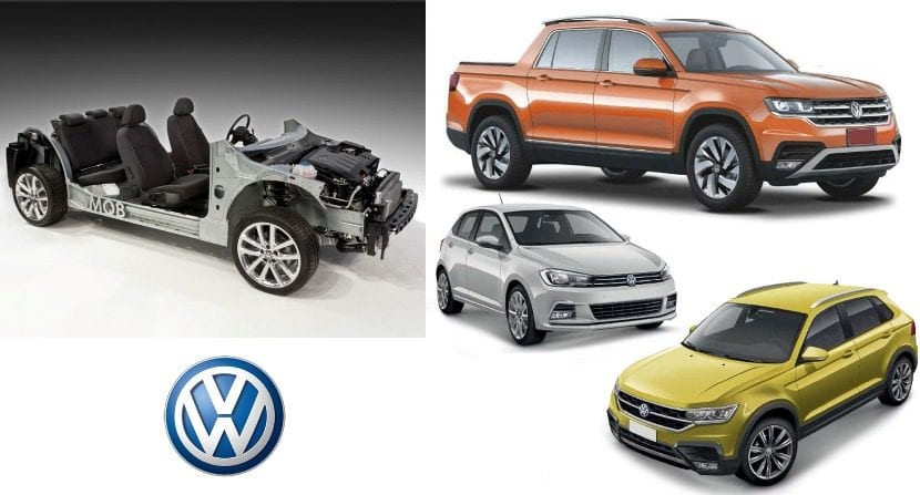 Volkswagen Plataforma MQB