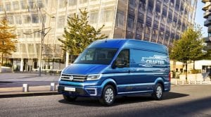 Volkswagen e-Crafter Concept 1