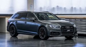 Audi S4 preparado por ABT