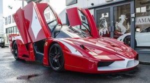 Ferrari FXX a la venta