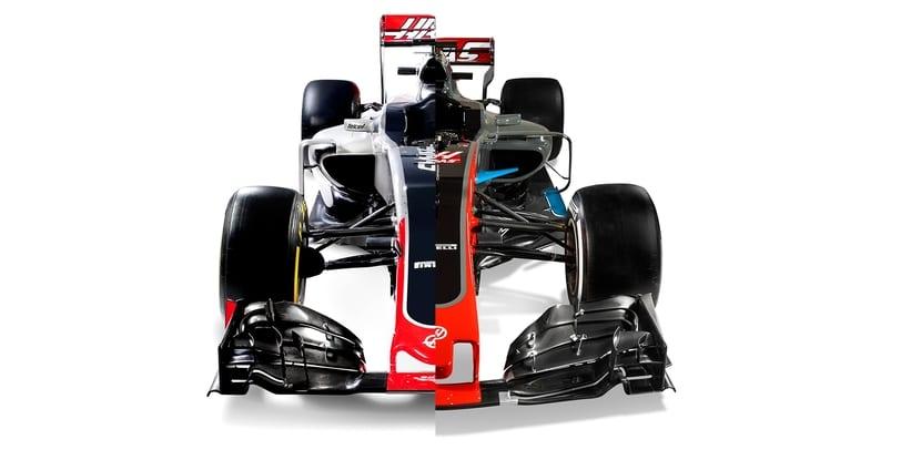 Haas VF17 vs VF16