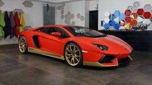 Lamborghini Aventador Miura Homenaje (2)