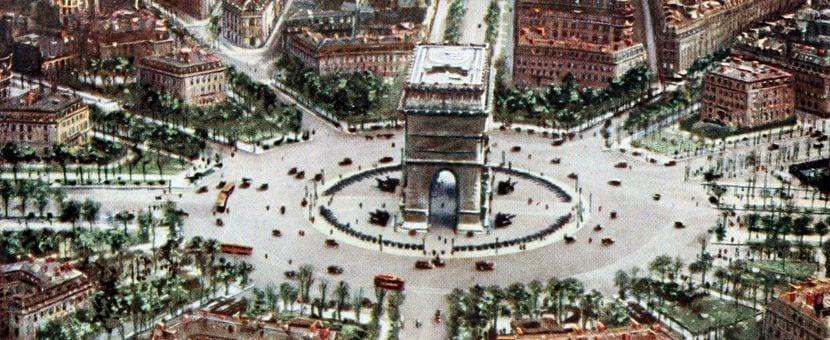 Place Charles-de-Gaulle de París