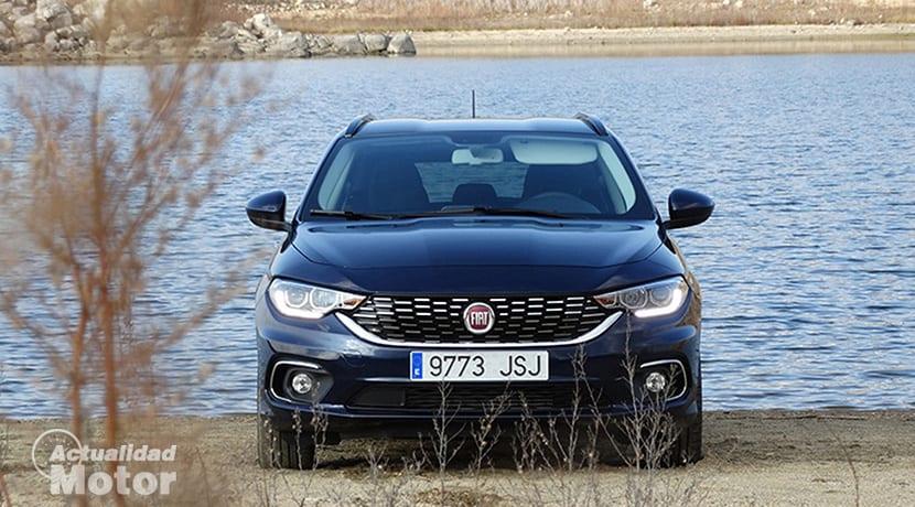 Prueba Fiat Tipo SW