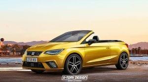 Seat Ibiza Cabrio