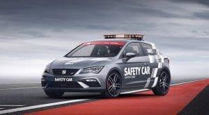 Seat León Cupra Safety Car