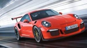 Porsche sorprende con el 911 GT3
