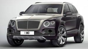 descubre el nuevo Bentley Bentayga Mulliner