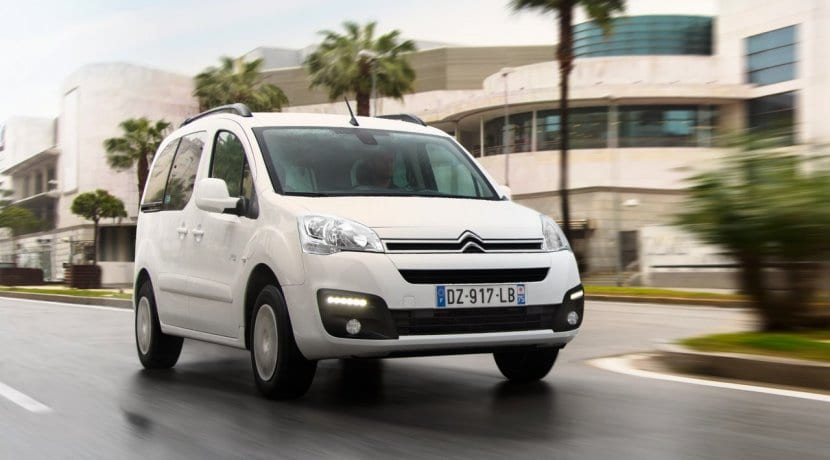 Citroën E-Berlingo Multispace 1