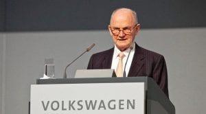 Ferdinand Piëch Grupo Volkswagen